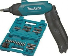 Kit de destornilladores  Makita